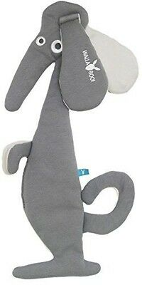 Wallaboo Soft Toy and Comforter, Grey