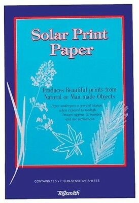 Toysmith Solar Print Paper Refill Pack