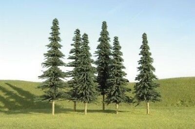 Bachmann Trains inches 10 inches  Spruce Trees 3 Per Box