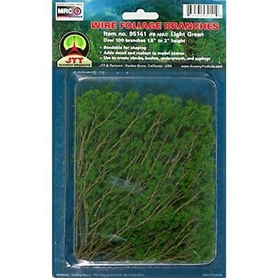 JTT Scenery Products Foliage Branches, Light Green