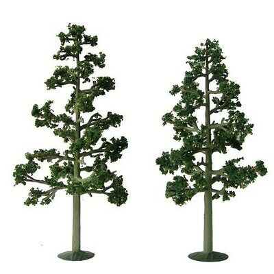 "JTT Scenery Products Super Scenic Series"" Lodgepole Pine, 5.5"" to 6"" Height"
