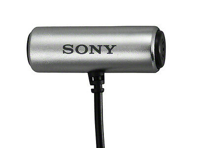Sony Compact Microphone ECM-CS3 free shipping from JAPAN