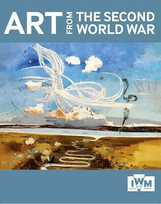 Art from the Second World War by Imperial War Museum Paperback Book (English)