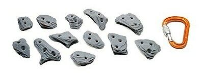 ETCH Sandstone Foot Jibs Climbing Hold, Grey