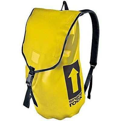 Singing Rock Gear Bag (50-Litre, Yellow)