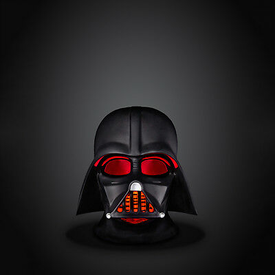 Star Wars Darth Vader Mood Light - Black - Official Merchandise