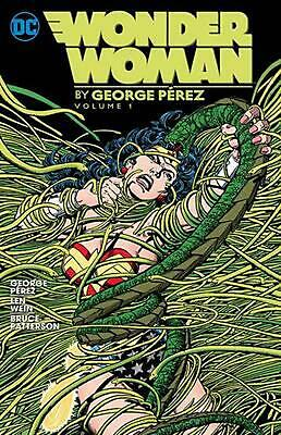 Wonder Woman, Volume 1 by George Perez (English) Paperback Book Free Shipping!
