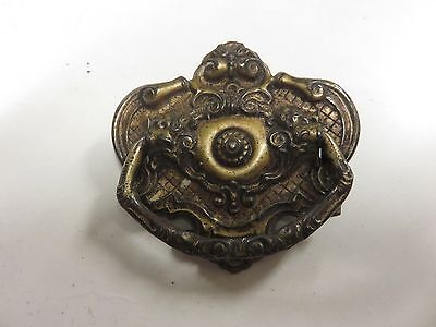 Vintage Ornate Drawer Pull