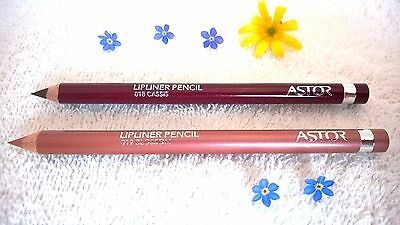 Astor Lipliner Pencil (UK) ✿ Cassis & Blossom ✿   ❤ Buy 3 & Get 1 FREE ❤