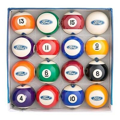 Ford Pool Ball Set