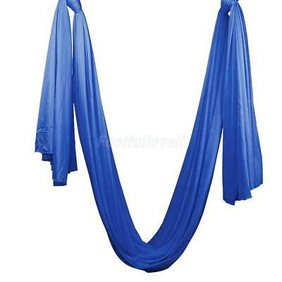 Inversion Therapy Anti-Gravity Aerial Yoga Swing Gym Fitness Hanging Hammock