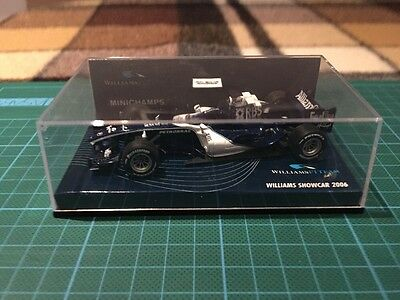 Minichamps 1:43 Williams FW28 Nico Rosberg Mark Webber