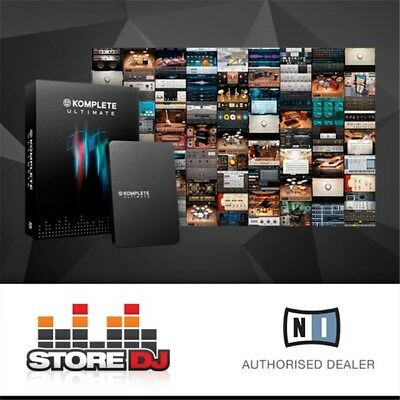 Native Instruments Komplete 11 Ultimate Music Production Suite