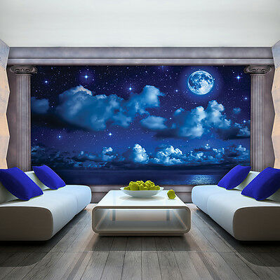 Photo Wallpaper SILENT NIGHT Wall Mural (2873VE)