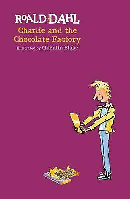 Charlie and the Chocolate Factory by Roald Dahl Hardcover Book (English)