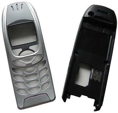 NOKIA 6310i 6310 Replacement COVER HOUSING SILVER BRAND NEW