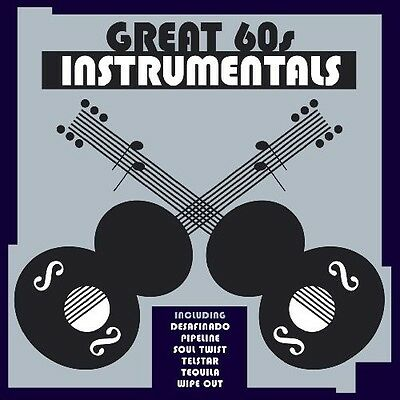 Various Artists - Great 60s Instrumentals / Various [New CD] UK - Import