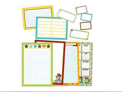 CD HIPSTER CLASSROOM ORGANIZERS  Bulletin Board Set (110336)