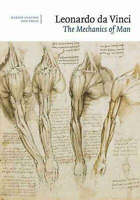 Leonardo Da Vinci: The Mechanics of Man by Martin Clayton (English) Hardcover Bo