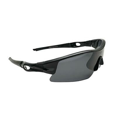 Ardor Polarized Sports Sunglasses with Interchangeable lens