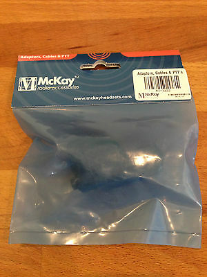 McKay Radio Accessory, The RI-3222 CLAW With Motorola Series Adaptor, Brand New.