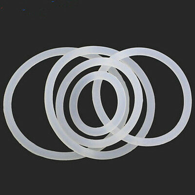 High-temperature Resistance Rubber Flat Washers Silicone O-Seal Ring Gasket