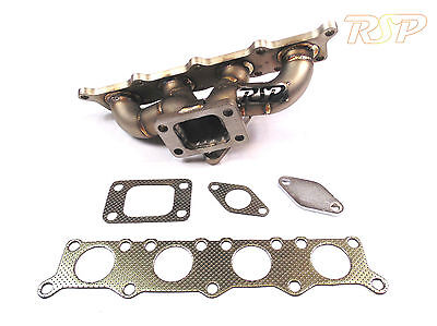 Audi TT A3 A4 A6 1.8 20v Turbo T25 T28 3mm Stainless Steel Manifold