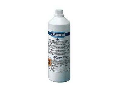 septaldeide sterilizzante per strumenti pharma trade 1000 ml