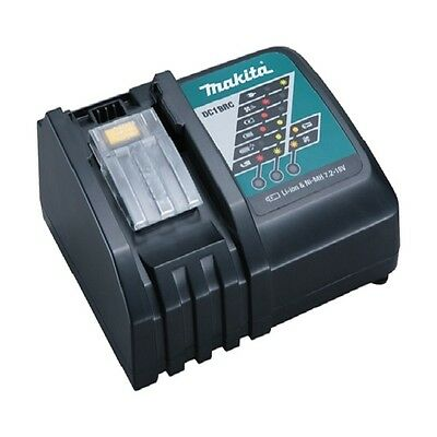 Makita 18v Battery Charger DC18RC 7.2-18 Fast charge 240 volt