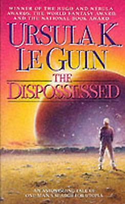 The Dispossessed by Ursula K. Le Guin (English) Mass Market Paperback Book Free