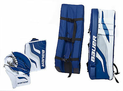 "BAUER Performance Streethockey Goalie Set 27"", 3tlg., 1049883, Streethockey"