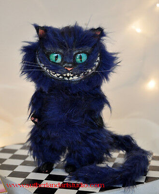 1/2 Down Spec. Order Alice In Wonderland Cheshire Jointed Cat Doll Sutherland