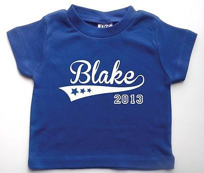 Baby ALLSTARS personalised T-shirt , Custom printed Gift