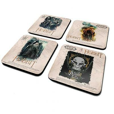 The Hobbit Coaster Set Official Product
