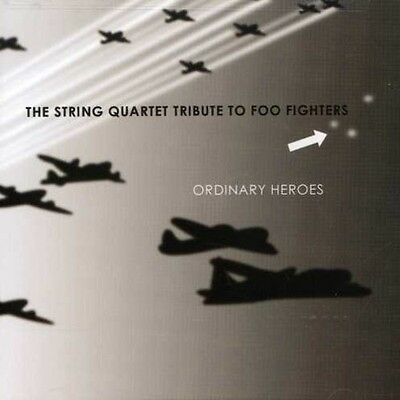Various Artists - String Quartet Trib Foo Fighters: Ordinary / Various [New CD]