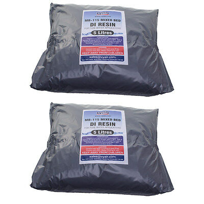 Mixed Bed Di Resin For Water Fed Pole Window Cleaning 10 Litre Bag