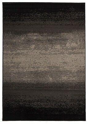 SIRI RUG 1222 CHARCOAL GREY 160x230cm Large Floor Mat Carpet FREE DELIVERY*