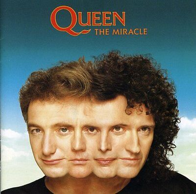 Queen - Miracle [New CD]