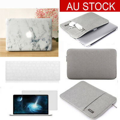 """Hard Case Shell Cover for MacBook Air 13"""" 11 15 inch Pro Retina + Keyboard cover"""