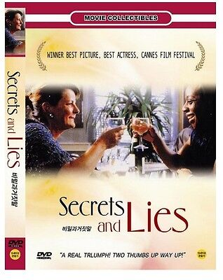 Secrets and Lies,1996 (DVD,All,Sealed,New,Keep Case) Mike Leigh, Timothy Spall