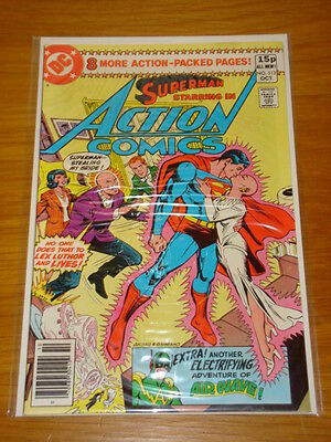 Action Comics #512 Dc Near Mint Condition Superman October 1980