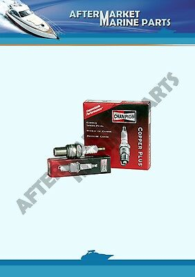 Champion spark plug RV9YC pack of 4