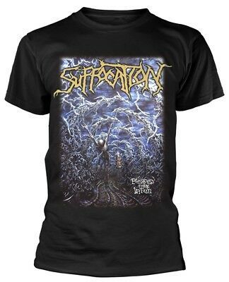 Suffocation 'Pierced From Within' T-Shirt - NEW & OFFICIAL!