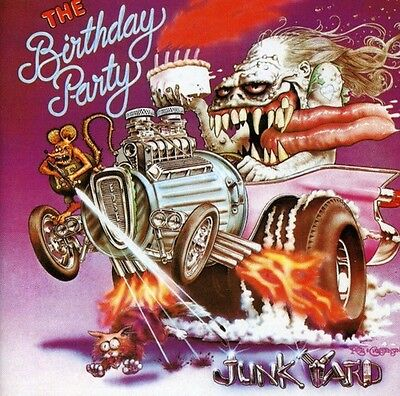 The Birthday Party - Junkyard [New CD] Explicit, Rmst