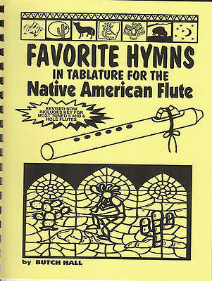 Favorite Hymns in Tablature for the N A Flute