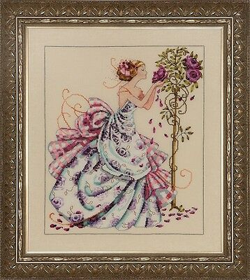 Mirabilia Designs - Roses Of Provence Cross Stitch Chart Pack (Md124)