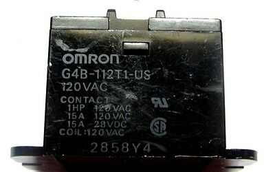 Omron / G4B-112T1-US / Relay / 120 VAC / NEW OLD STOCK