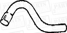 Volvo 940 2.3 T 8V 135165bhp Sln Est 90-98 Centre Exhaust Pipe OEM Replacement