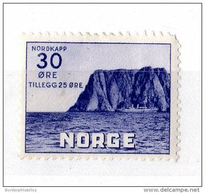 Norway 1930 30 and 25 Ore SG225 Mint MH X3505