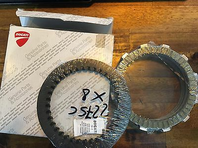 Ducati Clutch Disc Set 19020092B